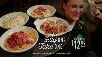 Olive Garden Buy One Take One TV Spot, 'Favorites: Shrimp Scampi' - Thumbnail 10