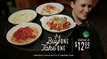 Olive Garden Buy One Take One TV Spot, 'Favorites: Shrimp Scampi' - Thumbnail 9