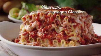 Olive Garden Buy One Take One TV Spot, 'Favorites: Lasagna' - Thumbnail 5