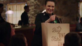 Olive Garden Buy One Take One TV Spot, 'Favorites: Lasagna' - Thumbnail 6