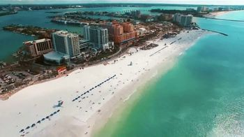 Visit St. Petersburg/Clearwater TV Spot, 'Paint the Beach'