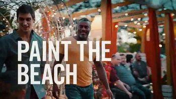 Visit St. Petersburg/Clearwater TV Spot, 'Paint the Beach' - Thumbnail 7