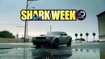 Dodge TV Spot, 'Discovery Channel: Shark Week' [T1] - Thumbnail 4