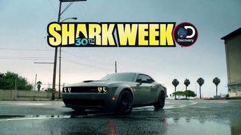 Dodge TV Spot, 'Discovery Channel: Shark Week' [T1] - Thumbnail 5