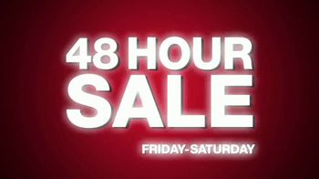 Macy's 48 Hour Sale TV Spot, 'Jewelry, Shoes and Apparel' - Thumbnail 8