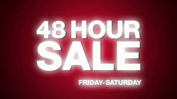 Macy's 48 Hour Sale TV Spot, 'Jewelry, Shoes and Apparel' - Thumbnail 1