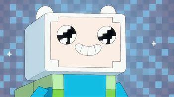 Cartoon Network CN Sayin' App TV Spot, 'Adventure Craft Creation Challenge' - Thumbnail 1