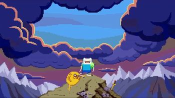 Cartoon Network CN Sayin' App TV Spot, 'Adventure Craft Creation Challenge' - Thumbnail 2