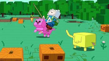 Cartoon Network CN Sayin' App TV Spot, 'Adventure Craft Creation Challenge' - Thumbnail 3