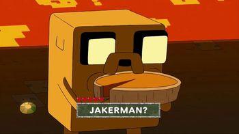Cartoon Network CN Sayin' App TV Spot, 'Adventure Craft Creation Challenge' - Thumbnail 7