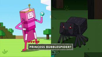 Cartoon Network CN Sayin' App TV Spot, 'Adventure Craft Creation Challenge' - Thumbnail 8