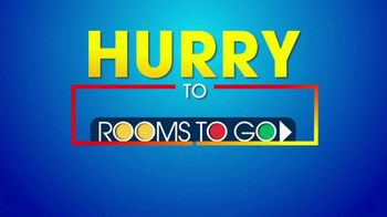 Rooms to Go Summer Sale and Clearance TV Spot, 'Once a Season' - Thumbnail 2