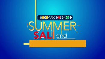 Rooms to Go Summer Sale and Clearance TV Spot, 'Once a Season' - Thumbnail 3