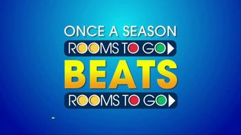 Rooms to Go Summer Sale and Clearance TV Spot, 'Once a Season' - Thumbnail 4