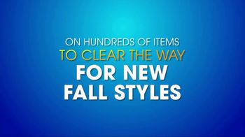 Rooms to Go Summer Sale and Clearance TV Spot, 'Once a Season' - Thumbnail 5