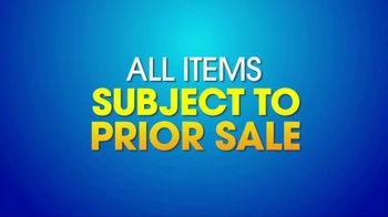 Rooms to Go Summer Sale and Clearance TV Spot, 'Once a Season' - Thumbnail 8