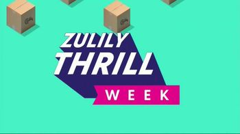 Zulily Thrill Week TV Spot, 'Teaser' - Thumbnail 2