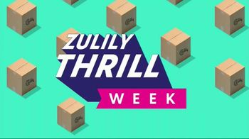 Zulily Thrill Week TV Spot, 'Teaser' - Thumbnail 3