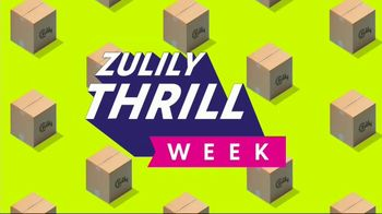 Zulily Thrill Week TV Spot, 'Teaser' - Thumbnail 4