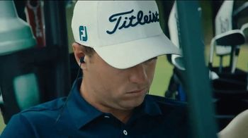 Citi Mobile App TV Spot, 'More Time in the Moment' Featuring Justin Thomas - Thumbnail 2
