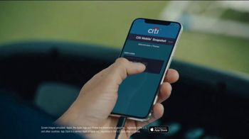 Citi Mobile App TV Spot, 'More Time in the Moment' Featuring Justin Thomas - Thumbnail 3