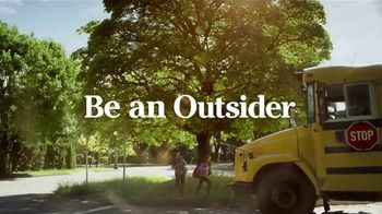 L.L. Bean Deluxe Book Packs TV Spot, 'Don't Miss the Bus'