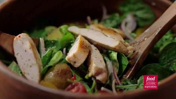 Food Network Kitchen Inspirations TV Spot, 'Chef-Worthy Salads' - Thumbnail 7
