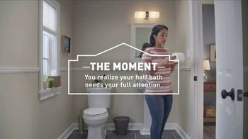 Lowe's TV Spot, 'Half Bath: Select Essentials' - Thumbnail 6