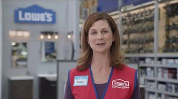 Lowe's TV Spot, 'Half Bath: Select Essentials' - Thumbnail 8