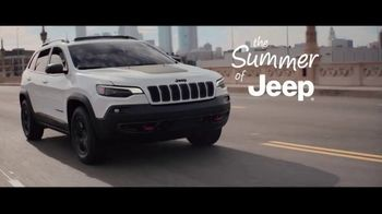 Jeep Summer of Jeep TV Spot, 'Full Line: Sold Out' Song by OneRepublic