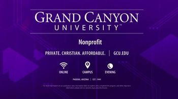 Grand Canyon University TV Spot, 'Online RN to BSN Programs' - Thumbnail 9