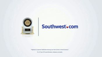 Southwest Airlines TV Spot, '#1 in Customer Satisfaction' - Thumbnail 8