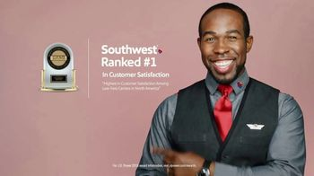 Southwest Airlines TV Spot, '#1 in Customer Satisfaction' - Thumbnail 1