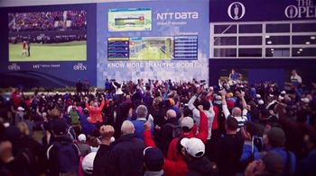 NTT Data TV Spot, 'The Open: Driving Data Intelligence' - Thumbnail 9