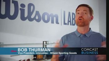 Comcast Business TV Spot, 'Keeps Wilson Sporting Goods Connected' - Thumbnail 2