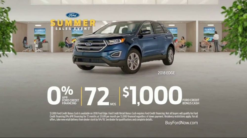 ford summer sales event tv commercial   summer   ispottv