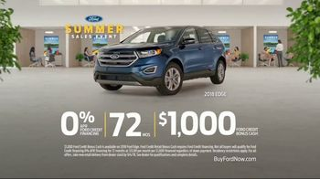 Ford Summer Sales Event TV Spot, 'Take on Summer Right' [T2] - Thumbnail 8