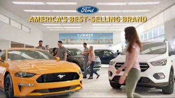 Ford Summer Sales Event TV Spot, 'Take on Summer Right' [T2] - Thumbnail 5