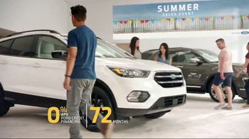 Ford Summer Sales Event TV Spot, 'Take on Summer Right' [T2] - Thumbnail 6