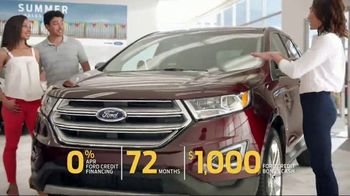 Ford Summer Sales Event TV Spot, 'Take on Summer Right' [T2] - Thumbnail 7