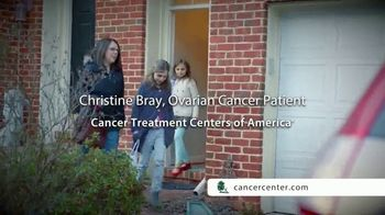Cancer Treatment Centers of America TV Spot, 'Christine's Story'