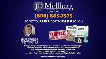 J.D. Mellberg NextGen Annuity Strategies TV Spot, 'More in Retirement' - Thumbnail 9