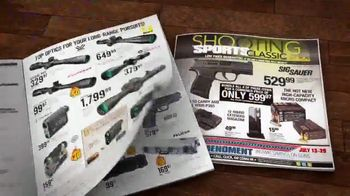 Bass Pro Shops 2nd Amendment Sale TV Spot, 'Seminars & Giveaways' - Thumbnail 3