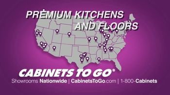Cabinets To Go TV Spot, 'July Deals' Featuring Ty Pennington - Thumbnail 8