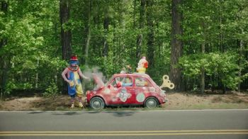 Ford Expedition TV Spot, 'Clown Wrestling' [T2]