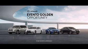 Lexus Evento Golden Opportunity TV Spot, 'Maestro' [Spanish] [T1] - Thumbnail 7