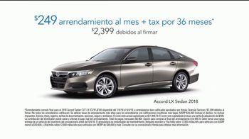 Honda Verano de Ofertas TV Spot, 'Momentos de ayuda: Veterans' [Spanish] [T2] - Thumbnail 8