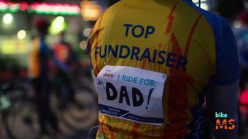 National Multiple Sclerosis Society TV Spot, '2018 Bike MS'