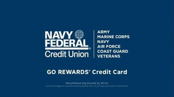 Navy Federal Credit Union GO REWARDS Credit Card TV Spot, 'Mud Run' - Thumbnail 10