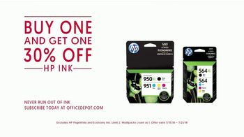 Office Depot TV Spot, 'IT Issues: HP Ink' - Thumbnail 10
